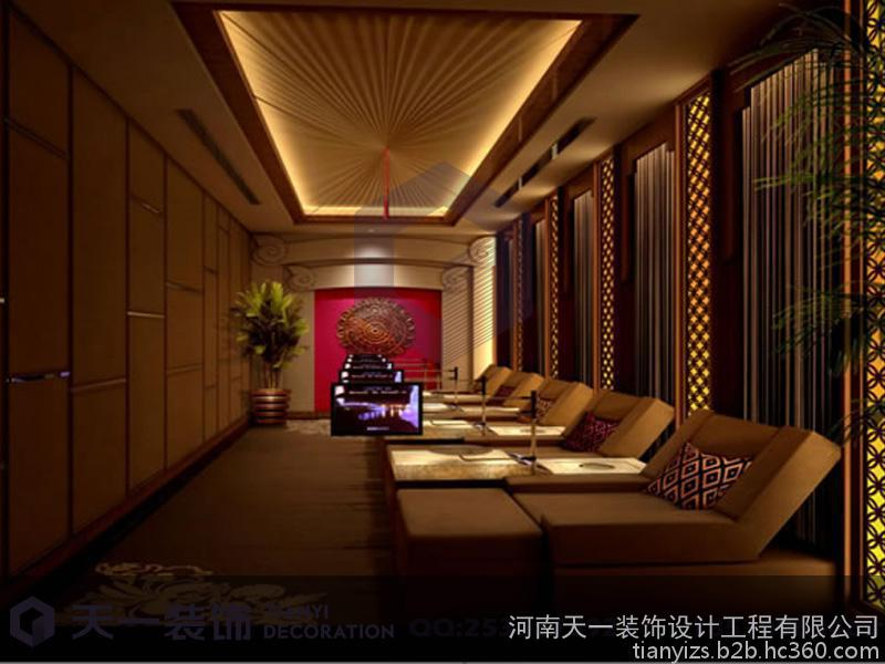 新中式风格在设计上继承了唐代,明清时期家居理念的精华,将其中的经
