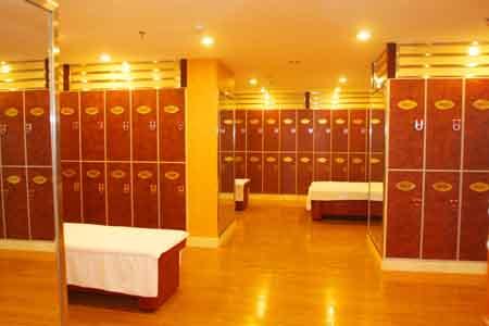 河南警方洗浴哹�j�n�_河南新郑温泉洗浴会所装修设计预算报价清单