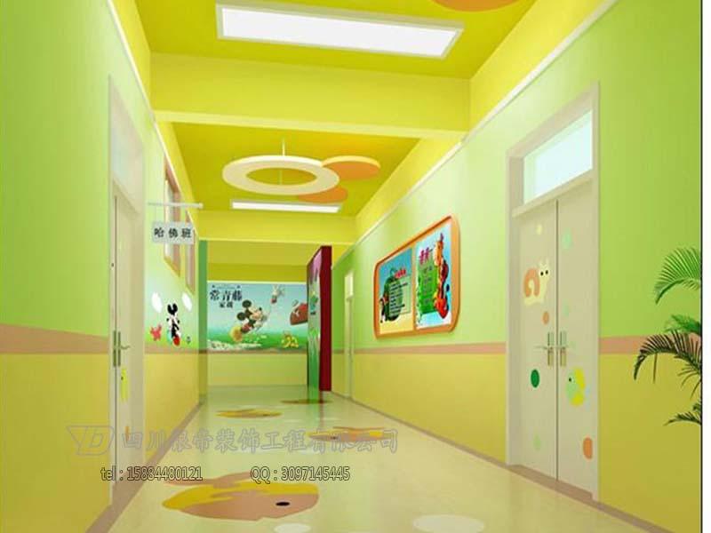 成都幼儿园设计空调,电扇