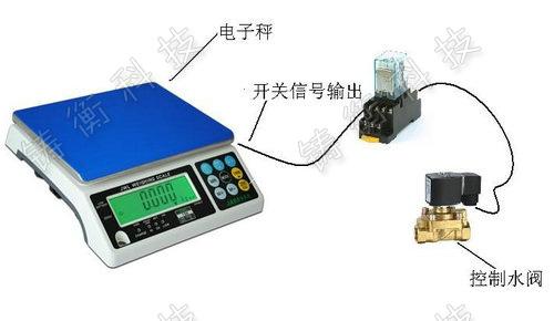 杭州带信号输出电子秤