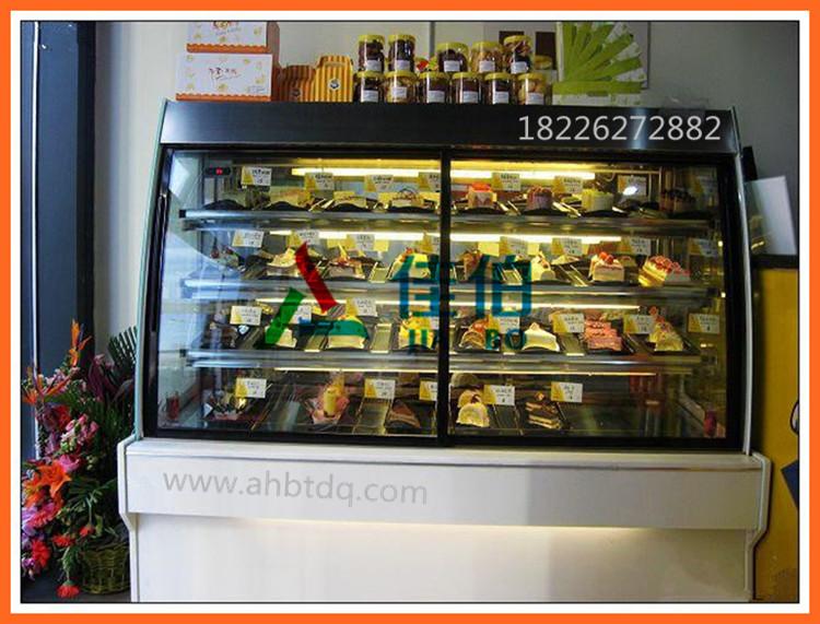 机械及行业设备 制冷设备 其他制冷设备     产品名称:欧式弧形蛋糕柜