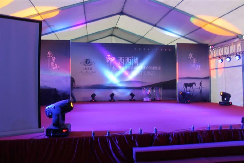 供应舞台搭建 会展桌椅 帐篷灯光搭建 音响设备租赁