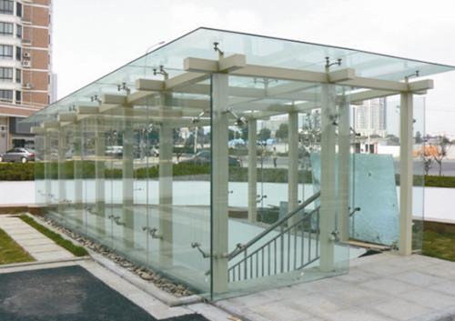 钢结构雨棚的设计