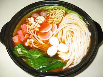 重庆砂锅米线的做法