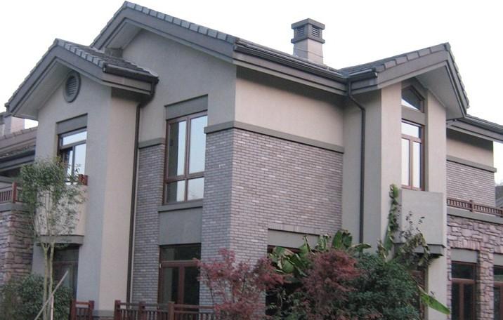 煙臺彩鋁成品天溝 金屬落水系統 別墅落水管 科魯斯雙壁天溝的獨特特點: 1、精心設計的雙壁構造,內層結構使產品更加堅固、更持久。 2、天溝內壁為小弧邊設計,防止垢污集結,便于清洗。 3、套的固定構件使天溝能適應任何角度安裝面。 4、更耐高溫的金屬材料 5、經過高耐候性處理,不易褪色 科魯斯雨水槽正面以及部件部分采用了高耐候性特殊樹脂,抑制了材料的褪色情況,確保材料呈現出其原本的色彩,并大幅度提高了產品性能。 超強的耐久性與強度抗沖擊性強,輕松承受壓力。即使因風、雪而一時發出變形,也能夠通過復原力恢復原狀減