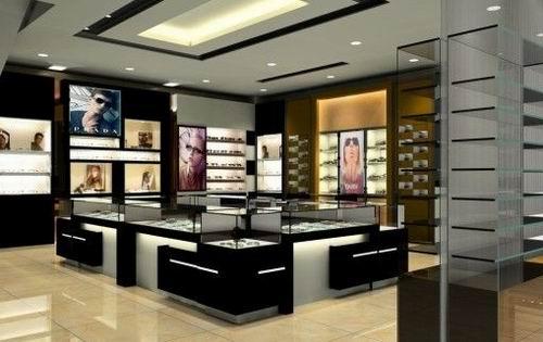 上海眼镜店装修设计公司_眼镜店如何装修