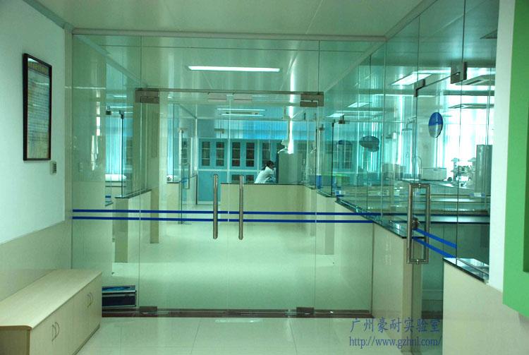 半玻璃隔断 实验室装修 现代实验室整体建设一站式解决专家 广州豪耐实验室工程技术有限公司是中国实验室设备领域中专业从事实验室研究开发、规划设计、生产、销售、安装、维护一体化的高科企业。产品有:全玻璃隔断,半玻璃隔断,彩钢板隔断,铝合金隔断