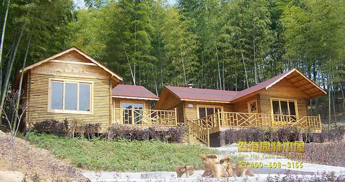 生产集成别墅,度假木屋