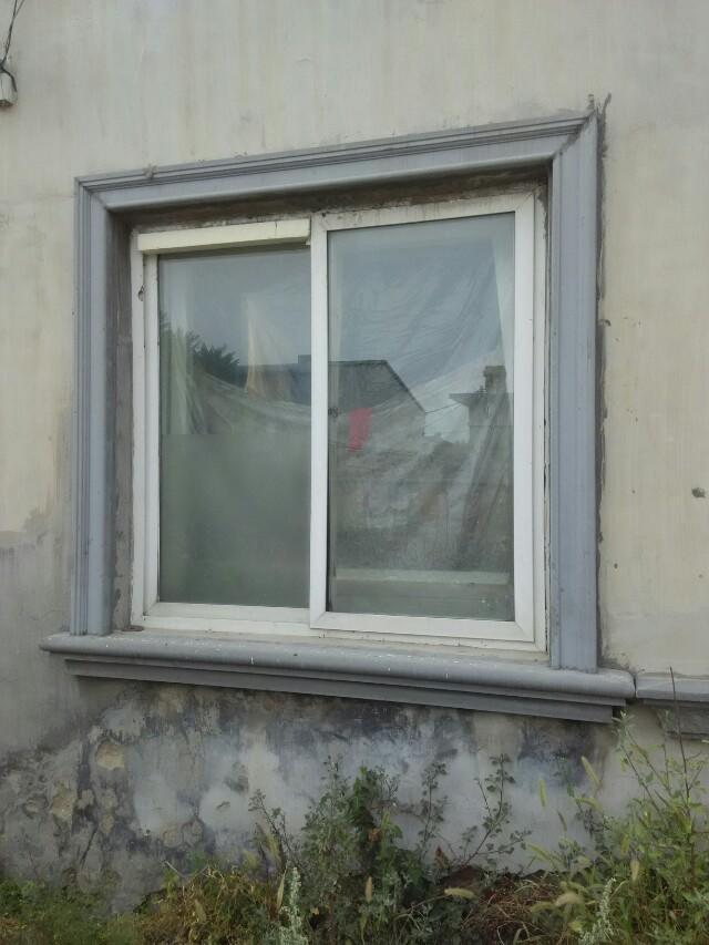 窗户边 eps线条