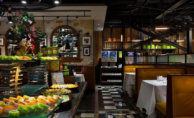 上海自助餐厅设计公司