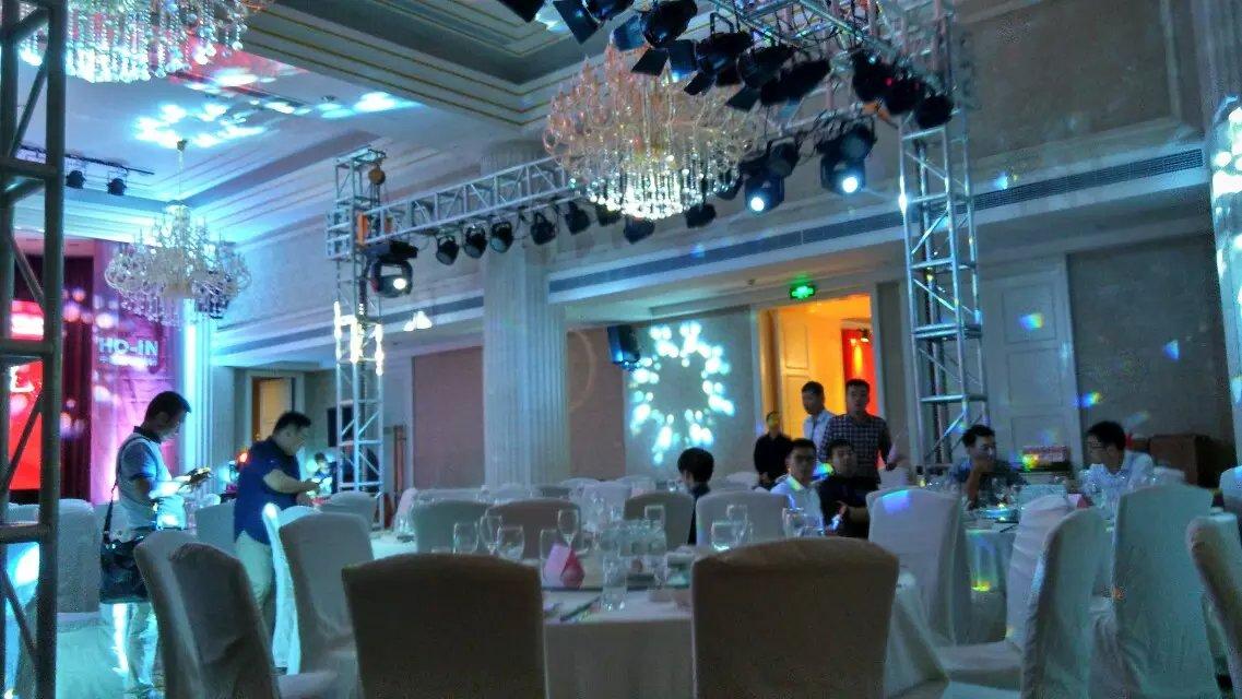 上海高端婚礼策划执行 led大屏租赁公司