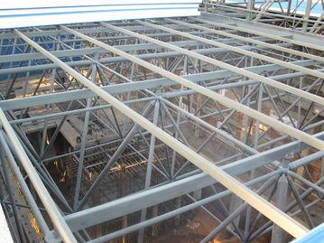 钢结构网架的升板机提升法和顶升施工法
