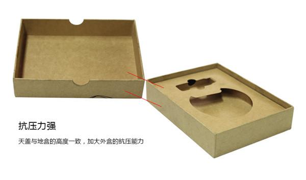 牛皮纸袋牛皮纸盒伽立包装 包装设计 环保包装 牛皮纸包装