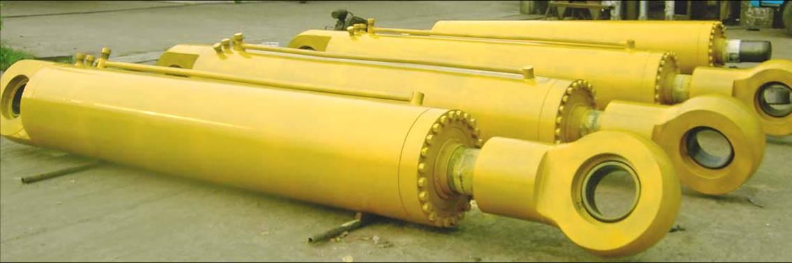 南安液压油缸的原理超高压泵站维修_泉州震远液压设备图片