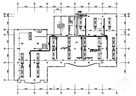 四方区宾馆/网吧/ktv/养老院/超市消防设计图片