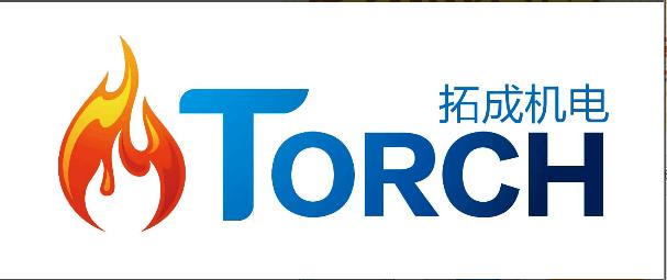 青岛拓成机电设备有限公司logo