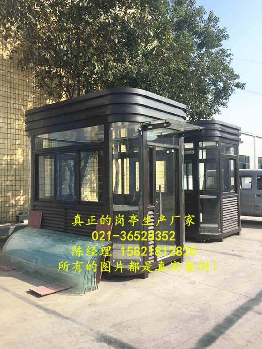 钢结构保安岗亭|钢结构治安岗亭