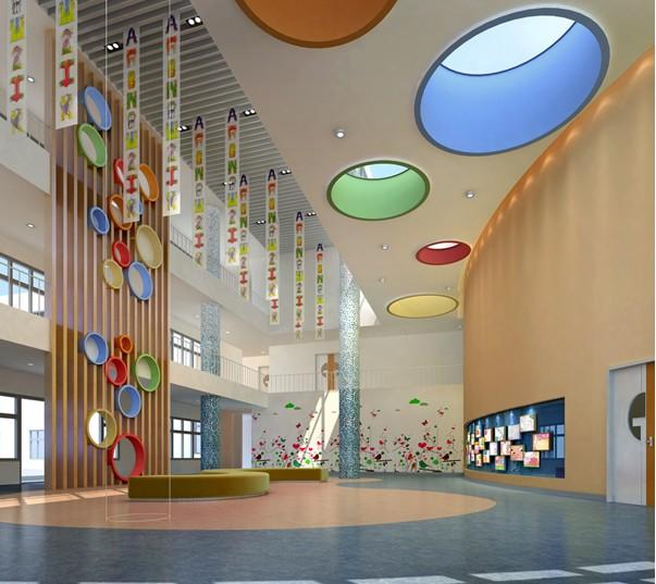幼儿园布局设计,北京幼儿园装修公司,幼儿园设计
