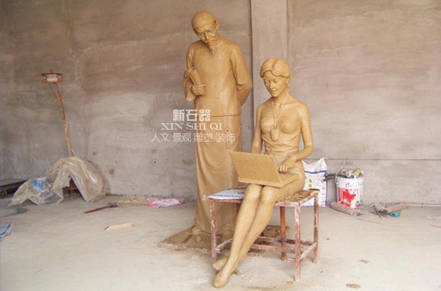 郑州雕塑|不锈钢雕塑|铸铜雕塑|锻铜雕塑