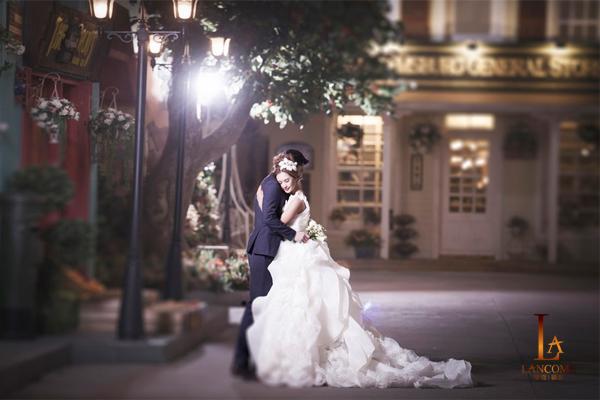 上海哪里拍婚纱照效果好