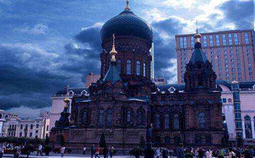 重庆到哈尔滨俄罗斯海参崴双飞六日旅游