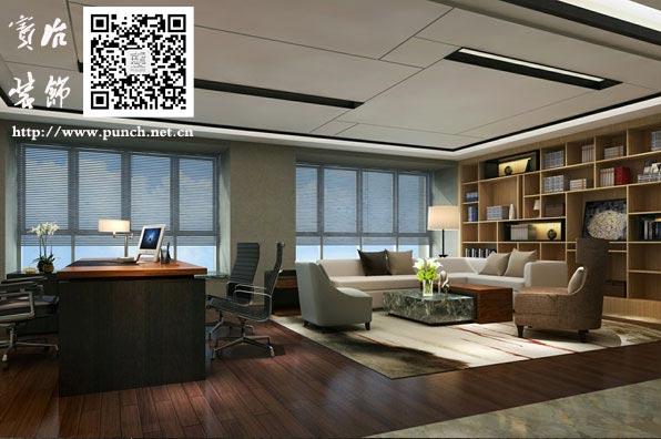 郑州高端办公室装修设计