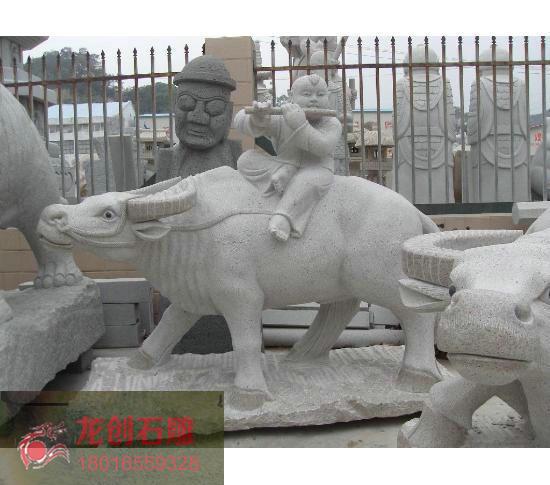 城市雕塑动物石雕 园林动物雕塑