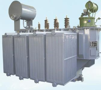 SZ11系列三相油浸式有载调压电力变压器