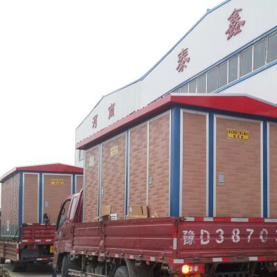 河南景观式箱变厂家