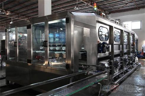 1吨桶装水设备 桶装纯净水机器设 纯净水设备供应 温州超纯净水设备