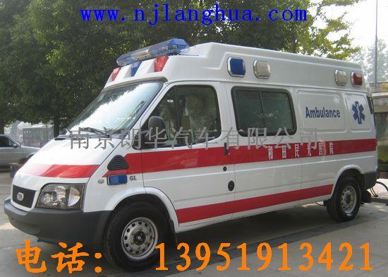 福星二代救护车 全顺救护车 福特全顺救护车价格