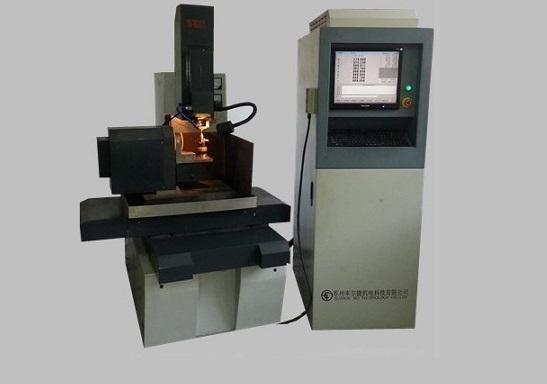 六軸數控電火花微孔加工機床SEJ-WK03