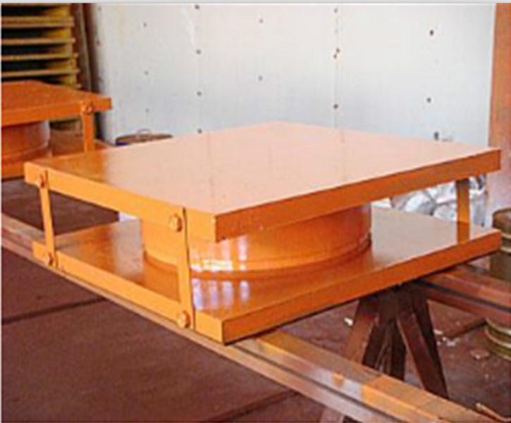 四川省成都市GJQZ设计钢结构图纸网架支座耐卡罗拉橡胶抗震图片