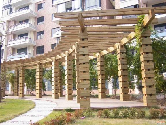 木架别墅图片欣赏