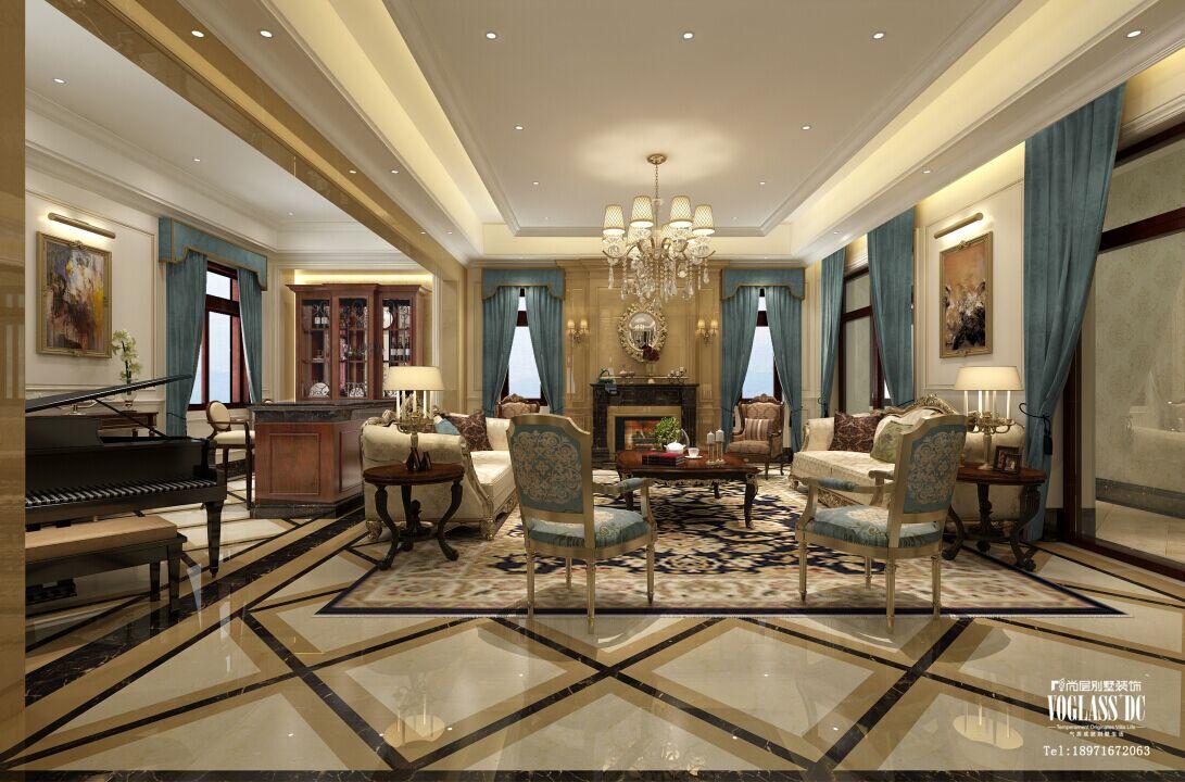 武汉纳帕溪谷别墅装修设计,尚层装饰