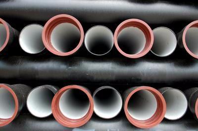 球墨铸铁管给水管道所用管材及接口形式是什么