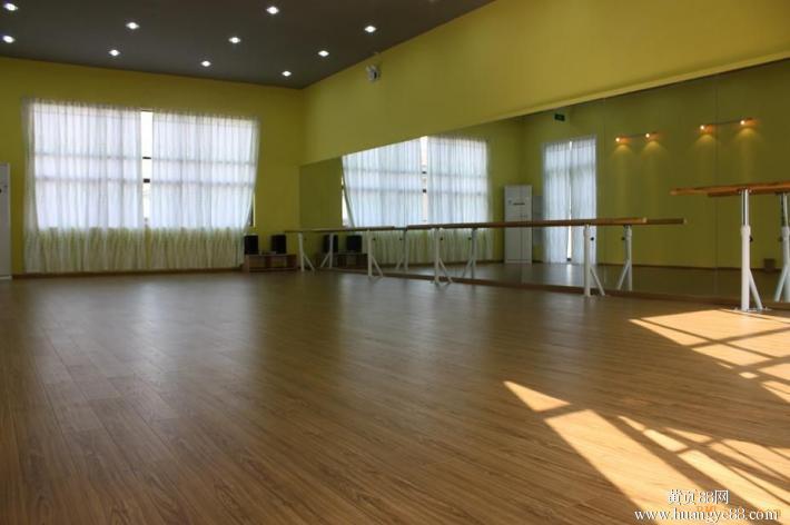 舞蹈房设计效果图