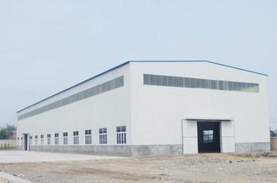 钢结构厂房设计中细节分析