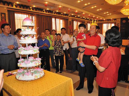 上海儿童生日派对策划图片