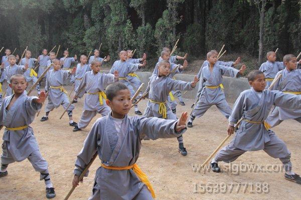 到哪个武术学校学少林功夫最好