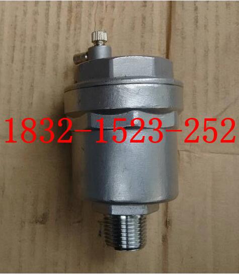 304不锈钢丝扣自动排气阀图片