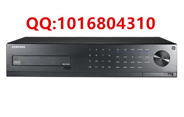 三星16路1280h全实时硬盘录像机srd-1676p