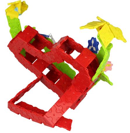 太原早教积木加盟品质保证 启智太原早教玩具玩具v积木要寨的那本书图片