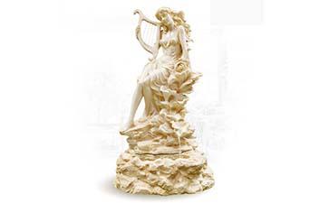 欧式喷泉雕塑定制