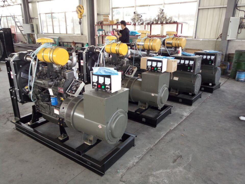 40kw潍柴常用柴油发电机组