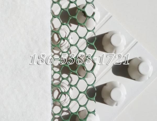 pp排水板虎林塑料pvc排水板生产厂家_6公分pvc排水板价格-黑龙江