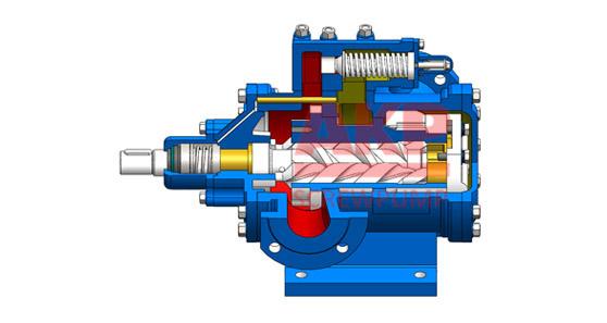 3g35×4-46 液压站润油泵图片