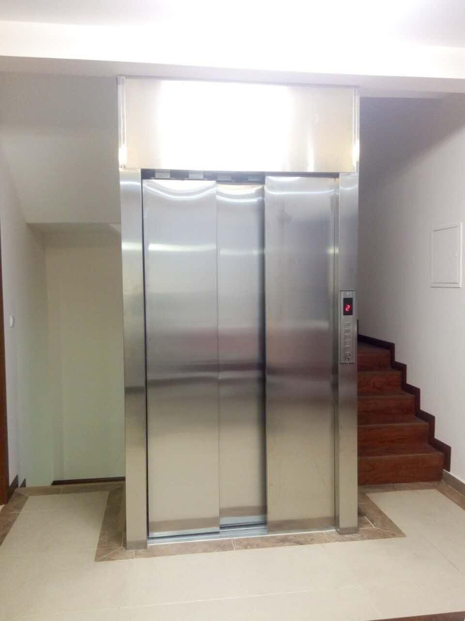 苏州家用小型载货货梯家用小型升降机家用别墅电梯(实拍图)