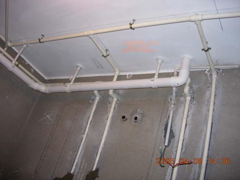 海淀区排水管道安装-上下水管道改造价格