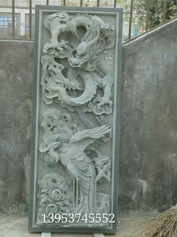 欧式石浮雕图腾